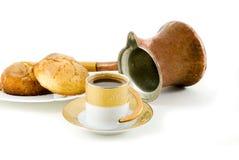 Время кофе. Стоковая Фотография