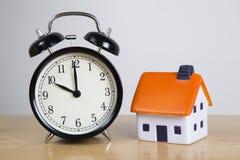 Время купить ваше первое домашнее Стоковая Фотография RF