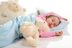 время ложиться спать Стоковые Фотографии RF