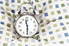 время ложиться спать Стоковые Изображения RF