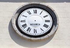 Время Новой Каледонии Стоковая Фотография