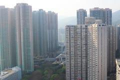 время дня tseung kwan o, Гонконга стоковое изображение rf