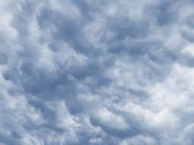 Время облаков Стоковые Изображения RF