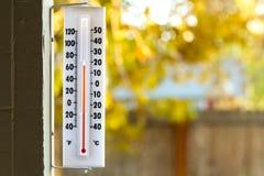 Время падения приносит в некоторые более холодные temps Стоковые Фотографии RF