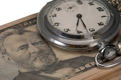 время песка дег валюты европейское стеклянное Стоковая Фотография RF