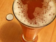 время пива Стоковое фото RF