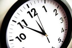 время принципиальной схемы Стоковая Фотография RF