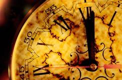 время принципиальной схемы Стоковые Изображения RF