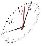 время принципиальной схемы Стоковые Фото