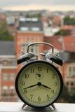время принципиальной схемы Стоковая Фотография