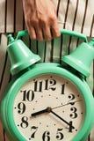 Время проспать вверх Стоковые Изображения RF