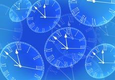 Время проходя концепцию Стоковое фото RF