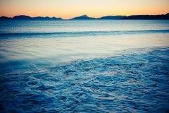 Время 1 пляжа стоковые фотографии rf