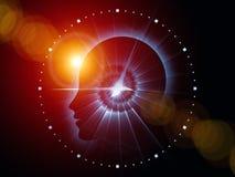 Время разума Стоковое Изображение RF