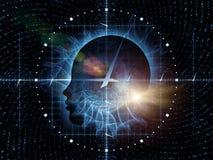 Время разума Стоковое Изображение