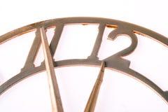 Время ретро часов стоковая фотография rf