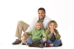 Время семьи Стоковые Фотографии RF