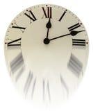 Время смещает прочь Стоковые Фотографии RF