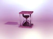 Время стекла песка Стоковые Изображения