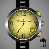 Время съесть Стоковое Фото