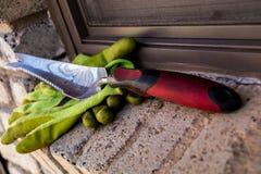 Время сделать садовничать Стоковые Фото