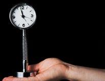 время управления принципиальной схемы Стоковая Фотография RF