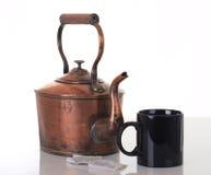 Время чая Стоковое Изображение RF