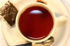 время чая i Стоковое фото RF