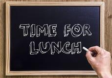 Время для обеда Стоковое фото RF