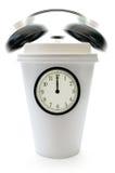 Время для перерыва на чашку кофе Стоковое фото RF