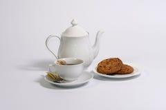 Время для чая Стоковые Фото
