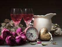 Время для Romance Стоковое Изображение