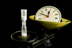 Время Стоковое Фото