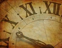 Время Grunge Стоковое фото RF