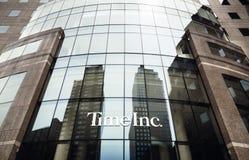 Время Inc управление в Нью-Йорке стоковые изображения