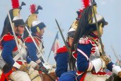 Всадники лошади Стоковое Фото
