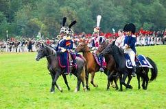 Всадники лошади Стоковые Изображения