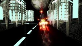 Всадник призрака от ада видеоматериал