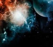 Вселенный Стоковое Фото