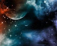 Вселенный Стоковое Изображение
