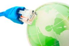 Всемирная компьютерная сеть Стоковое фото RF