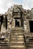 Всемирное наследие Angkor Камбоджи Стоковые Изображения