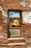 Всемирное наследие Ayutthaya Стоковая Фотография