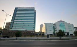 Всемирный торговый центр Аккра, Ганы Стоковое Изображение