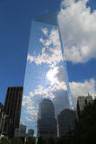 Всемирный торговый центр 4 в Манхаттане Стоковые Фотографии RF