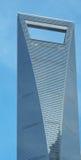 Всемирный торговый центр в Шанхай Стоковая Фотография RF