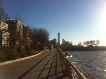 Всемирный торговый центр Нью-Йорка Стоковое фото RF