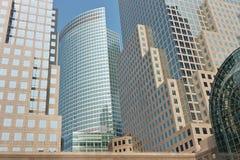 Всемирный торговый центр, нью-йорк Стоковое Изображение RF