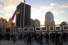 Всемирный торговый центр, Нью-Йорк, США Стоковые Изображения