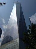 Всемирный торговый центр Нью-Йорк Стоковое Изображение